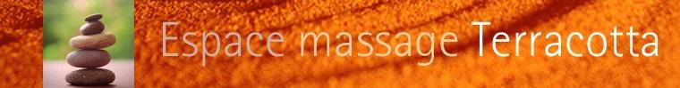 Espace massage Terracotta